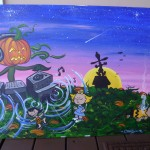 The Great Pumpkin Full Moon Set